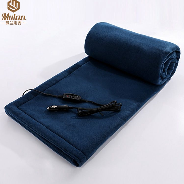 12V Electric Blanket for car, auto with controller
