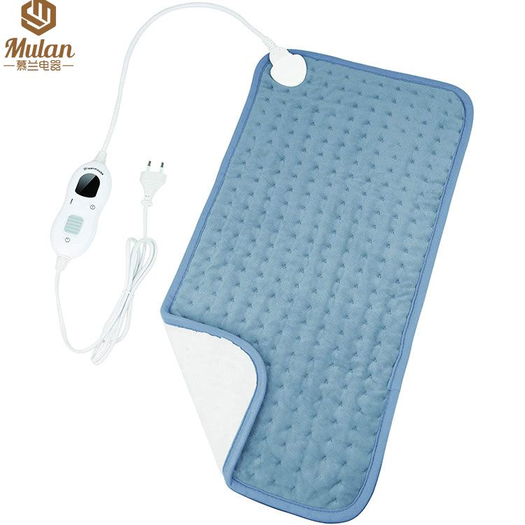 Heating Pad for Back Pain Relief, Electric Neck and Shoulders Heat Pad